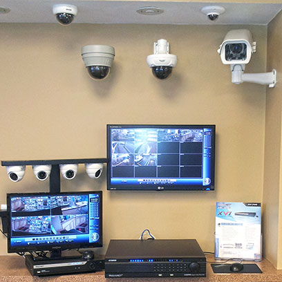 Security Cameras and Video Recorders